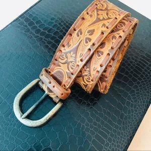 Anthropologie Linea Pelle Leather Belt